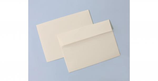 Umschlag beige für A5-Karten