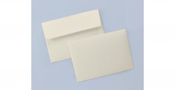 Umschlag beige für A6-Karten