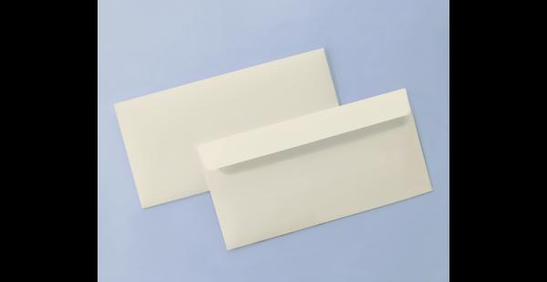 Umschlag beige für Din lang-Karten
