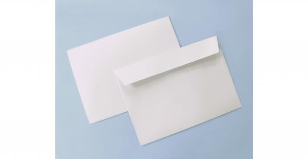 Umschlag weiß für A5-Karten